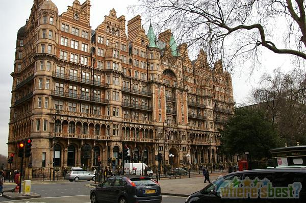 Hotel russell 1 8 russell square london wc1b 5be for Hotels ussel