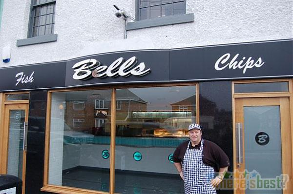 Bells fish chip shop 33 marshall terrace durham for Terrace fish and chips
