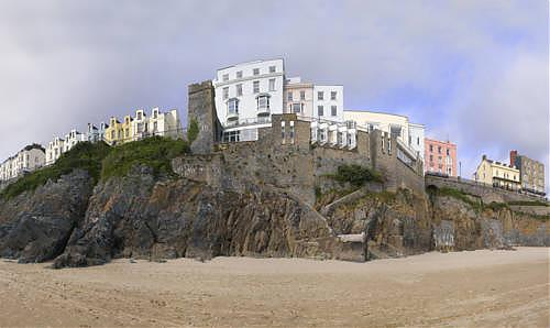 Clarence Hotel Tenby Parking