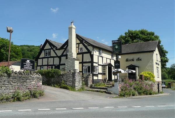 The Moon Inn, Mordiford, Hereford, Herefordshire, HR1 4LW