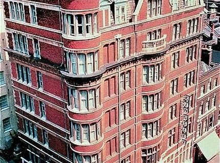 Very nice hotel near Oxford Street - Review of Thistle